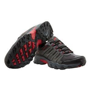 Fila Mens WESTMOUNT Leather Hiking Sneakers B